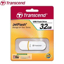 Transcend JetFlash 330 USB Flash Drive High Speed USB Key Flash Memory Stick Business USB 2.0 Flash Pen Drive 32GB 16GB 8GB 4GB(China)