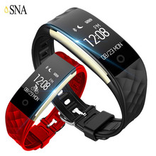 Fitness Bracelet Heart Rate Monitor Wristband Pedometer Activity Tracker Smart Band Pulse Monitor Sport Smartband pk fitbits