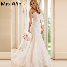 Mermaid Country Western Wedding Dresses Sweetheart Lace Applique vestidos de novia 2017 capitao america chinese shopping online