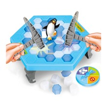 Gags Practical JokesIce Breaking Save The Penguin Great Family Fun Game The One Who Make The Penguin Fall Off , The Will Lose