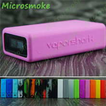 Silicone case for Vaporshark DNA 200w/250w TC Box Mod Sleeve/Skin/Case Vapor shark DNA200w Cover 10pcs Free Shipping