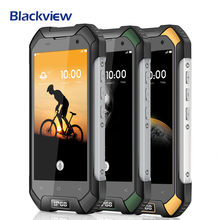 Blackview BV6000 IP68 WaterProof Shockproof Mobile Phone  4.7 inch Android 6.0 MTK6755 Octa Core 3GB 32GB 13MP GPS 4G Smartphone