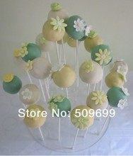 4 tier acrylic lollipop display stand, candy holder for home decor/ wedding favors (size 7.5,17.5,30,30cm)(China)
