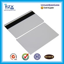 free shipping 20pcs Loco magnetic stripe card blank PVC card 300Oe