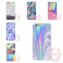 Holographic art For Samsung Galaxy Note 2 3 4 5 A3 A5 A7 J1 J2 J3 J5 J7 2016 Soft TPU Silicon Mobile Case
