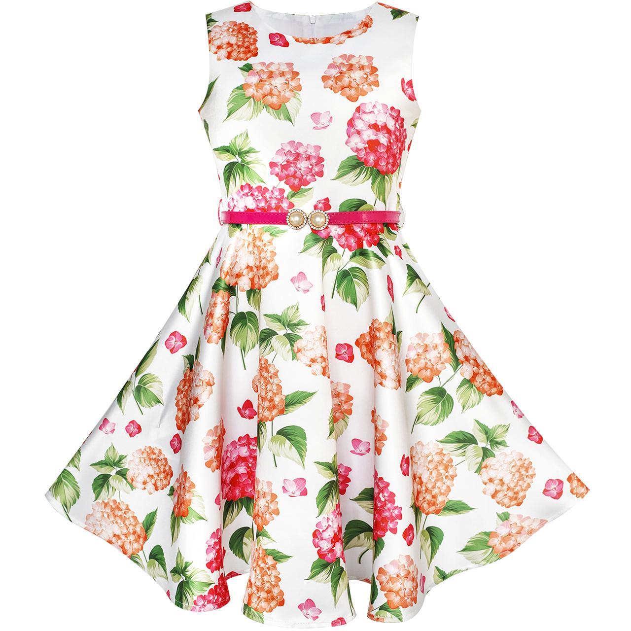 Fashionable flower girl dresses 65