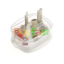 10 Pcs CHINA, Australian, New Zealand 3-Pin DIY Rewireable Power Plug