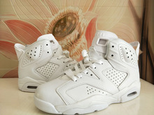 JORDAN Basketball Shoes High-Top Sneakers Cushion Basketball Shoes Jordan 6 For Men and women shoes(China)