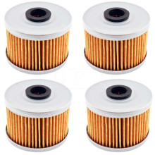 For Adly ATV 300 XS 300XS Hurricane / Assault 500 S 500S Hurricance 500 Flat LOF Motorcycle Oil Filter(China)