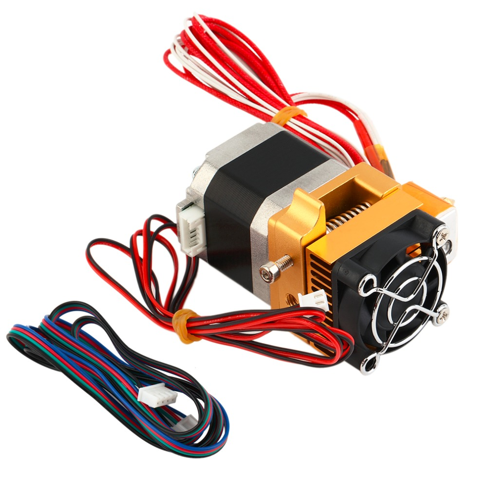 Professional 3D Printer Head MK8 Extruder 1.75 Filament Extra Nozzle 0.4MM Feed Inlet Diameter Extruder Printing Accessory<br><br>Aliexpress