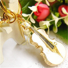 real capacity 4GB 8GB 16GB 32GB Jewerly Crystal Guita metal violin USB Flash Drive Pen Memory Stick Drives/Card/Gift S51