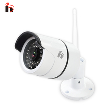 H fast shipping Waterproof 720P Security IP Camera Bullet Outdoor Wifi Camera Wireless Night Vision ONVIF P2P(China)