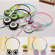 SMILYOU 2017 new fashion headphones Gaming Headset Earphone with For PC Laptop Computer Mobile Phone MP3 MP4 music player(China)