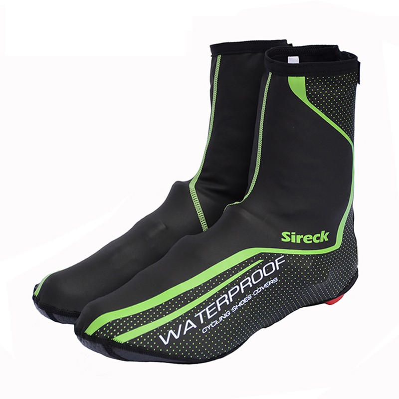 Waterproof Overcoat Bicycle Shoes Rain Cover Shoe on rigging-Slip TN
