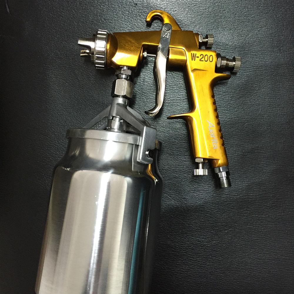 SAT1188 automatic paint spray gun airbrush tattoo gun high pressure injection chemical chrome paint gun car<br><br>Aliexpress