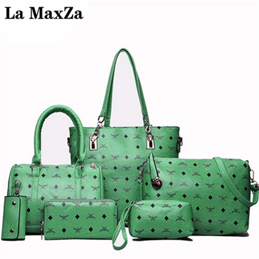 La MaxZa Large Capacity Women Bags Shoulder Tote Bags New Women Messenger Bags With Tassel Famous Designers Leather Handbags<br>