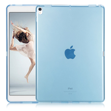 GOLP Back Cover Case For iPad Pro 10.5 inch Cheap Price Soft TPU Silicone Gel Skin Tablet Protective Covers Cases For Apple 10.5