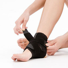 Neoprene Ankle Support Compression Strap Achilles Tendon Brace Sprain Protector Ankle Health Care(China)