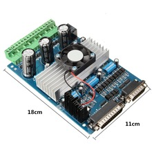 Best Price CNC 3 Axis TB6560 Stepper Motor Driver Controller Board For Mach3 KCAM4 EMC2 36V Wholesale Price