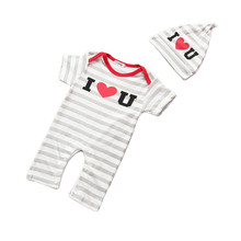2016 manufacturer supply baby boy clothing set baby clothing cotton 2pcs suit infant clothes girls ropa bebes conjuntos Krystal