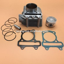 1 Sets Of GY6 150CC Cylinder Assy Big Bore For HAMMERHEAD 150cc Scooter Go Kart Buggy Parts(China)