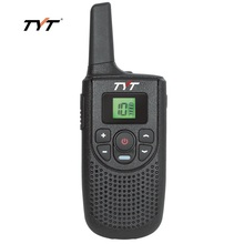 TYT TH-258 Two Way Commercial Radio UHF 400~470Mhz Small Mini Security Kids Interphone 2W PMR446 Licence Free Ham Transceiver(China)