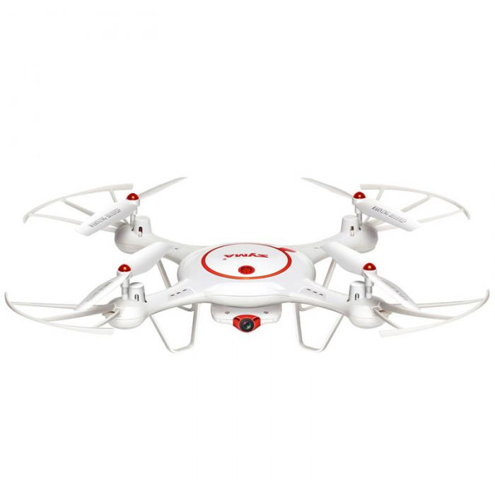 X5UC 2.4G 4CH 720p WIFI Real-time Images Transmission Camera Hovering Drone With 720P HD Camera And Headless Mode BM