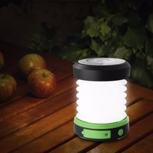 Suaoki Camping LED Lantern USB &Hand Cranking Dynamo Power Rechargeable Collapsible Light Mini Flashlight Torch Light Waterproof(China)