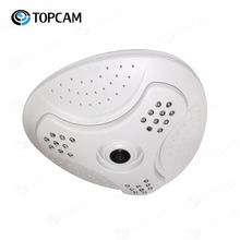 5 MP 360 degree surveillance camera with infrared night vision camera for video surveillance with 5 megapixel video