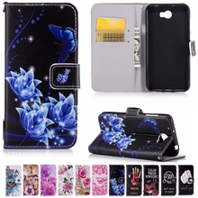 For Huawei Y5II Case Leather Flip Case For Huawei Y5 II Y6 II Compact  Y 5ii / Y 5 II CUN-U29 CUN-L21 CUN-L01 Honor 5A Cases
