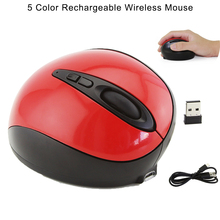 Promotion 2.4Ghz Optical Ergonomic Mouse 6D USB Receiver 1600 DPI Gaming Mouse Wireless Mouse for laptop PC