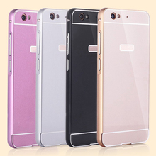 Smart Mobile Cell Phone Cases Cover for Blu Vivo 5 Alunminum Metal Frame Rim Bounding phone Box Cover Free Shipping