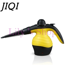 JIQI Household Steam cleaning machine High temperature steam cleaner mop hand held pressure steamer for Kitchen Range Hood EU US