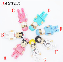 JASTER mini Doctors nurse USB Flash Drive dentist Pen drive Gift cartoon pendrive 4GB/8GB/16GB/32GB u disk Wholesale