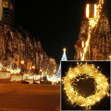8 Modes 600 LEDs 100m/328ft 600leds Christmas string Fairy Light  Indoor Outdoor Party Wedding Decoration garden