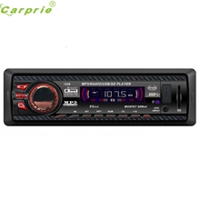 New Car Audio Stereo In Dash FM With Mp3 Player USB SD Input AUX Receiver 1238 NOV7