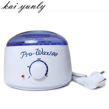 1PCS Hair Removal Hot Wax Warmer Heater Paraffin Heater Machine Pot Depilatory Beauty Care Tool Free Shipping wholesdale Dec 15