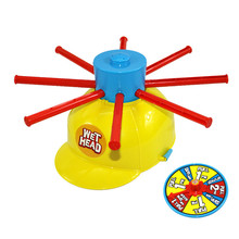 Wet Head Game Wet Water Challenge Hat Roulette Family Party Prank Games Toys Children Parents Tricky Funny Toys Joke Gag Gifts