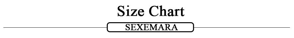 0  Size Chart