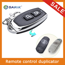 Best-selling universal remote control,rf remote control duplicator,433mhz gate remote control