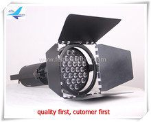 2 pieces New 360W High Power Cree ful white color LED Auto Show Stage Light led Motor Exhibition par Light(China)