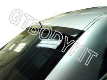 FOR CARBON FIBER  2005-2010 W219 CLS-CLASS REAR WING ROOF WINDOW SPOILER