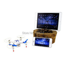 CX-30 CX-30W Cheerson RC Quadcopter with Camera iPhone Wifi Real Time Transmission Remote Control Helicopter Drone