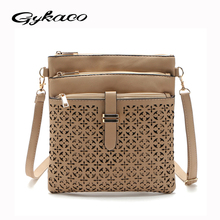 2017 New fashion shoulder bags handbags women famous brand designer messenger bag crossbody women clutch purse bolsas femininas(China)