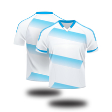 quality official athletic football jersey shirt soccer jersey