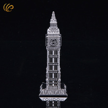 Gifts Shop Vintage Big Ben Models Toy Famous World Building Kits Desk Decor Christmas Ideas Creative Birthday Gifts(China)