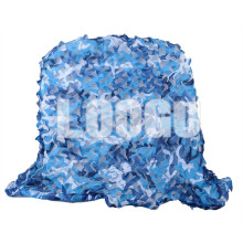 LOOGU E 1.5M*2M Blue Camo Netting Decoration Desert Camouflage Net Sea Ocean Camouflage Netting Ship Covering Tent