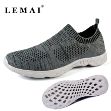 LEMAI Unisex Men's Running Shoes Women Light Weight Sport Sneakers Shoes for Men Walking Shoes(China)