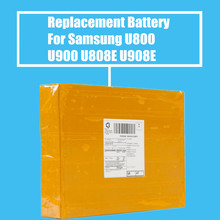 New Arrival 10Pcs/Pack Replacement Battery for Samsung U800 U808E U900 U958 E950 U908E F609 High Quality(China)