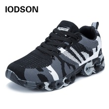 Buy New Brand Fashion Men's Casual Shoes Outdoor Breathable Falt Shoes Male Lightweight Mesh Shoes Men Plus Size 40-46 3 Colors for $26.22 in AliExpress store